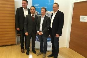 Pressekonferenz RML- Mit Pilotregion neue Arbeitsplätze geschaffen