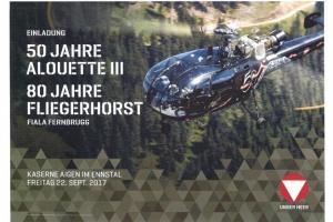 80 Jahre Fliegerhorst