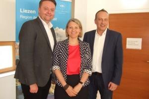 Neue Geschäftsführerin der RML Regionalmanagement Bezirk Liezen GmbH